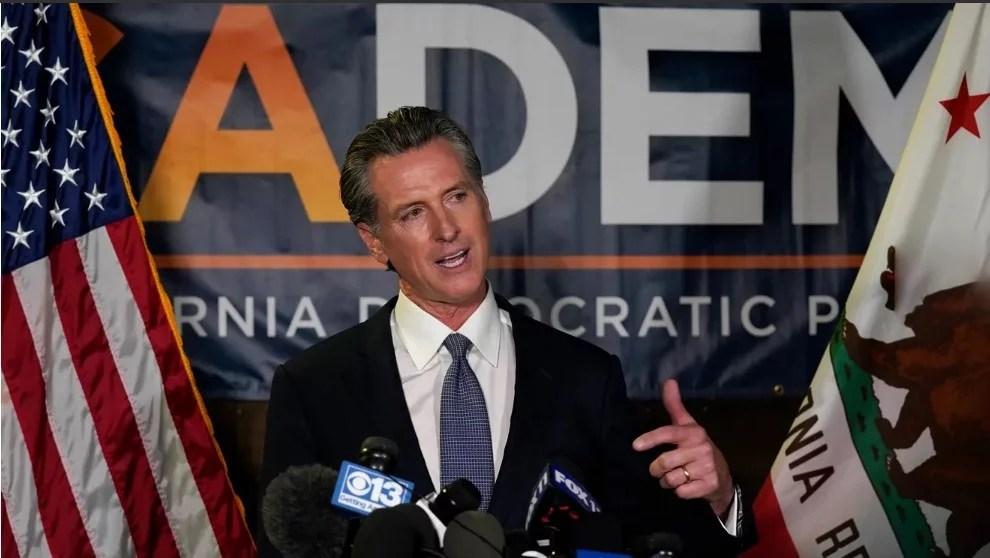 California Gov. Gavin Newsom CRUSHES Republican Recall Attempt