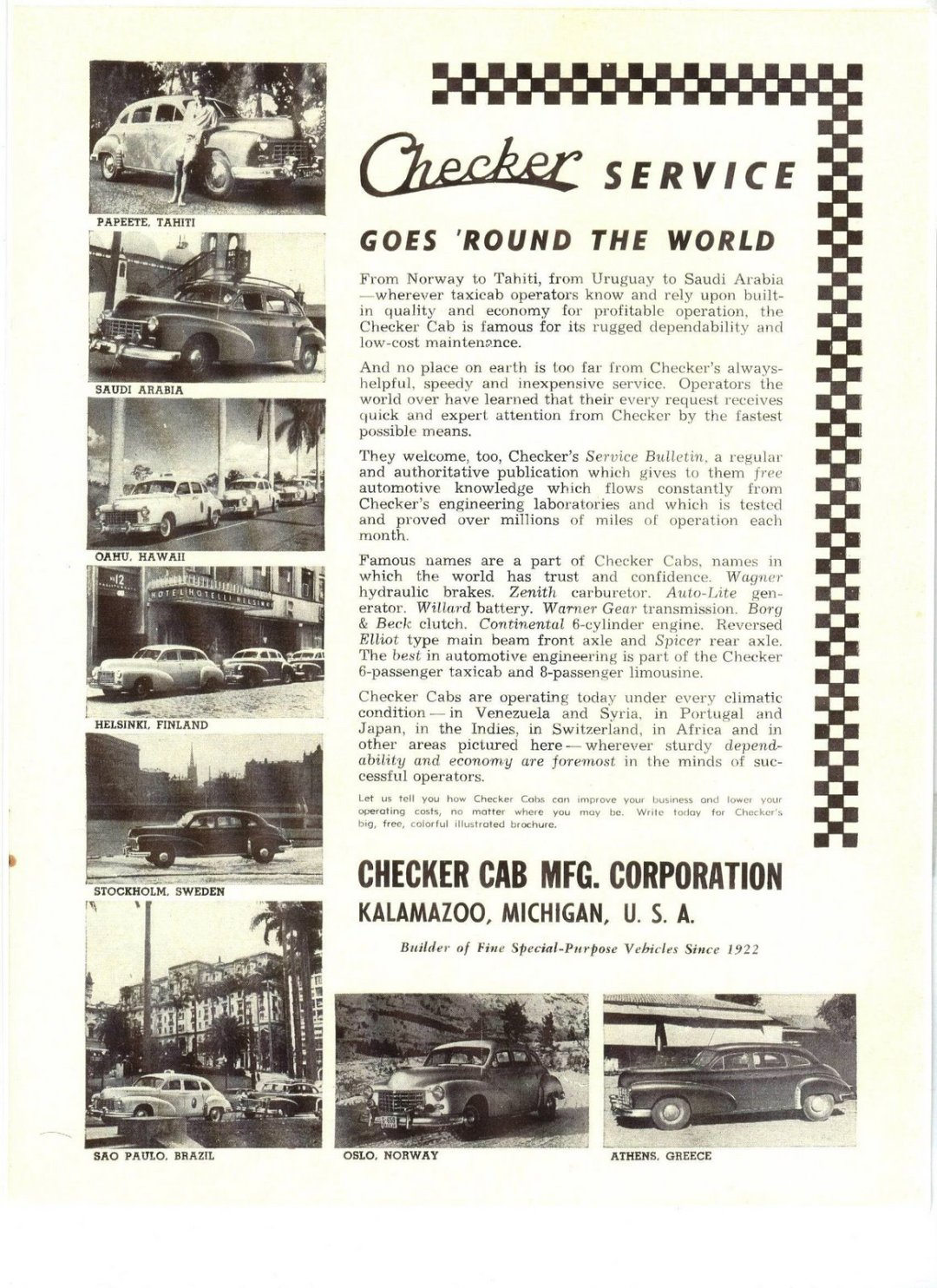 Forgotten Checker