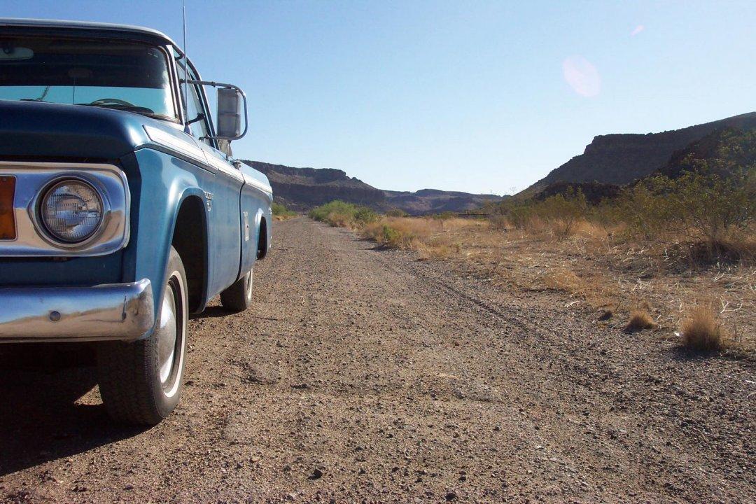 Route 66 – pre 1938 western Arizona