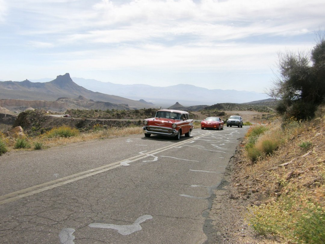 ROUTE 66, LOST HIGHWAYS & A HALF CENTURY OF MEMORIES