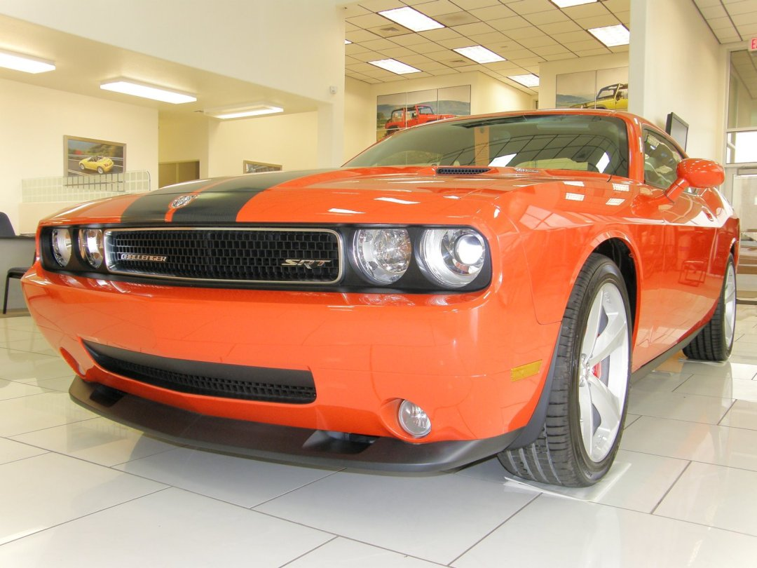 DODGE CHALLENGER FOR A NEW GENERATION – CAR OF THE WEEK