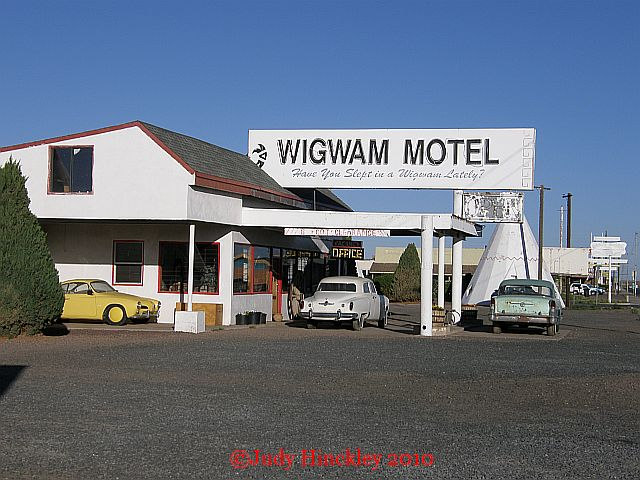 LESSONS LEARNED FROM A JOURNEY ON ROUTE 66