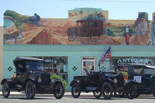 ROUTE 66 – A LIVING TIME CAPSULE