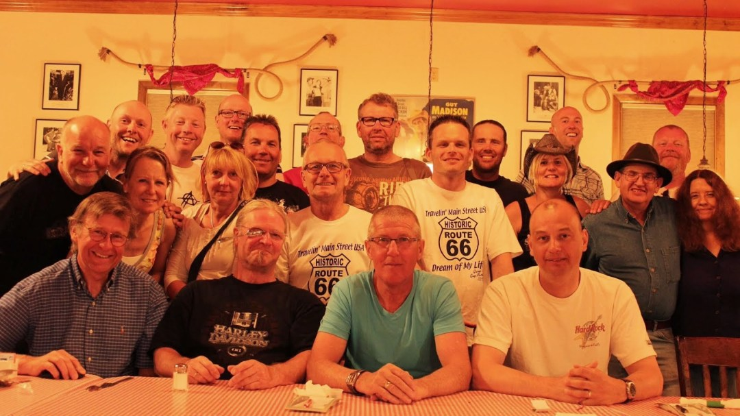 ANOTHER ROUTE 66 FAMILY REUNION