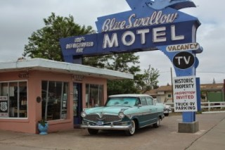AND THE ROUTE 66 ADVENTURE CONTINUES