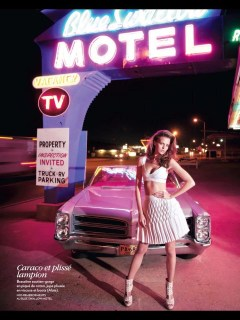 ROUTE 66 – A RISING STAR