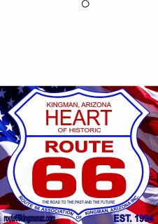 KINGMAN TRANSFORMED AND ASSORTED ROUTE 66 UPDATES