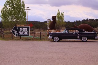 SHARING A WINTERS DAY ON ROUTE 66 WITH FRIENDS, AND A WEEK WITH THE INTERNATIONAL ROUTE 66 COMMUNITY