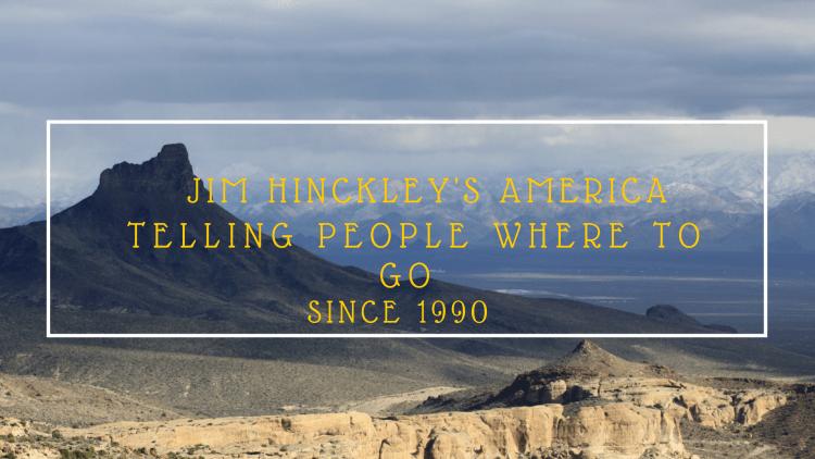 Jim Hinckley's America in Transition