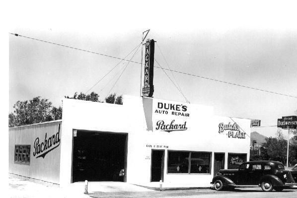 An Historic Mystery on Route 66