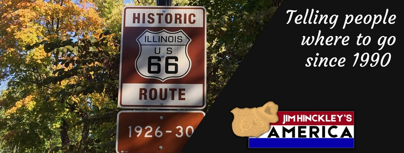 Jim Hinckley\'s America – Route 66 Chronicles ®