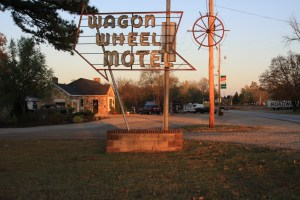 The one and only Wagon Wheel Motel