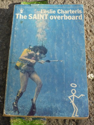 The Saint Overboard front