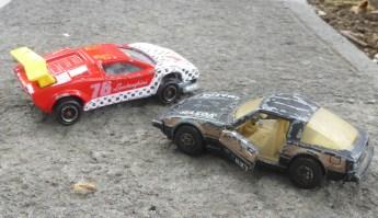 two more finds: Lamborghini Countach and Mazda RX 7