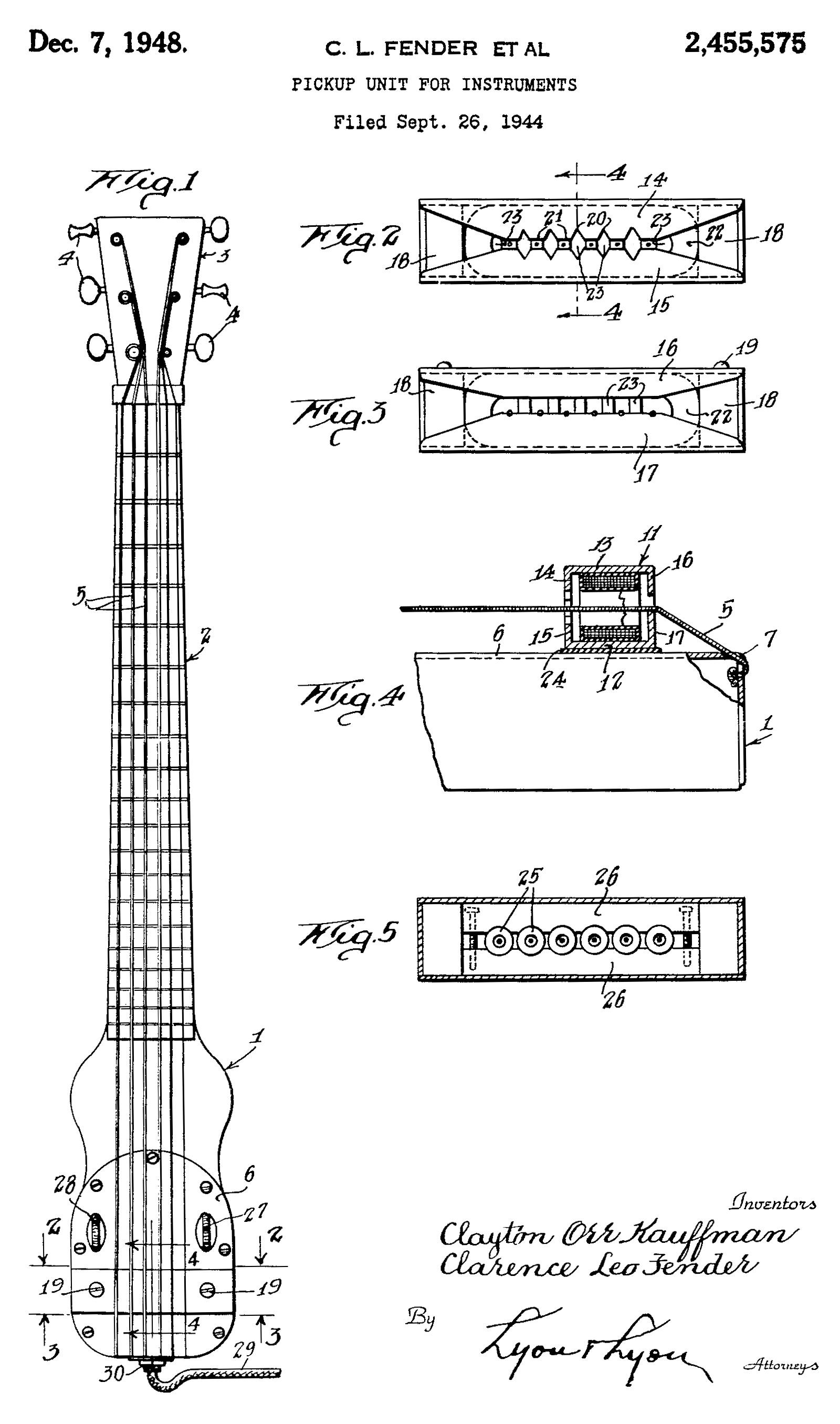 Fender Inside Story