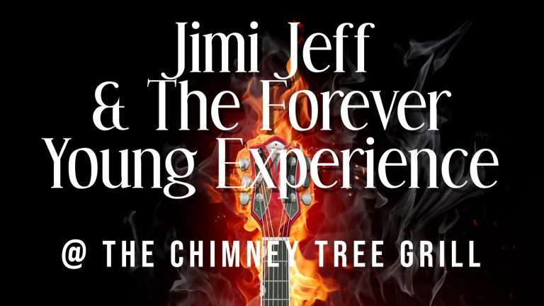 Jimi Jeff & The Forever Young Experience @ The Chimney Tree Grill, Phillipsville CA July 10, 2021