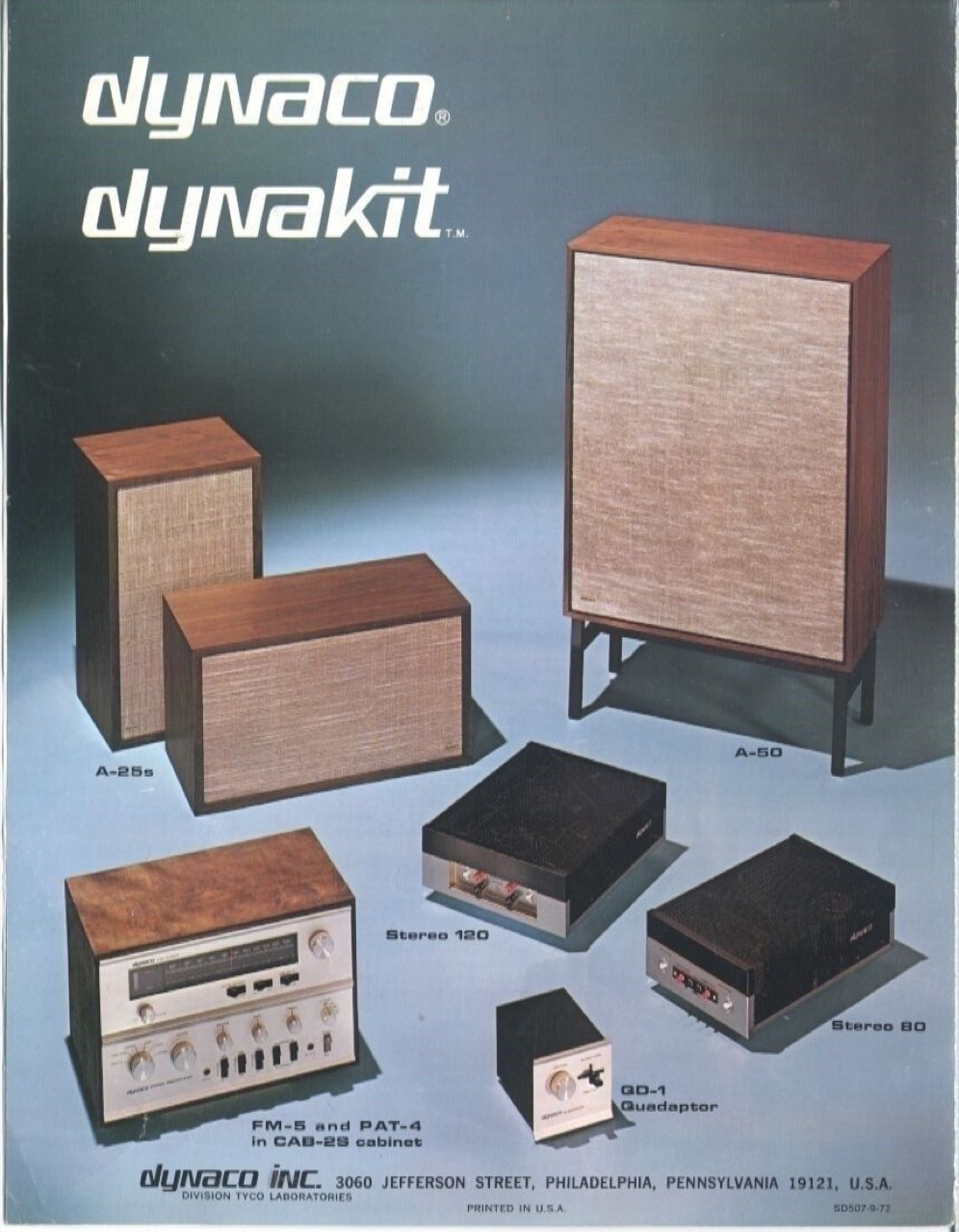 Reviving a Dynaco Stereo 120 for the Studio   Jim Kerkhoff