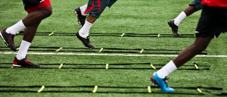 5 Biggest Mistakes in Speed   Agility Training  and how to avoid     While On field sports training exercise