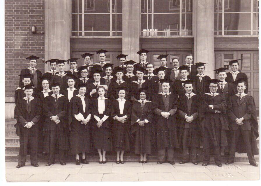 Leeds Medical School 1956