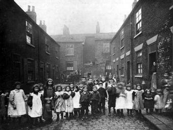 Bell Street 1901