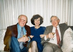 David, Ann and Brian
