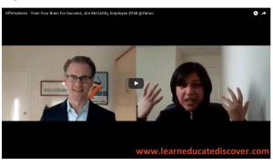 Train Your Brain for Success:  Sonali Mangal of L.E.D. Interviews Jim McCarthy
