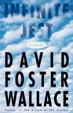 Cover to Infinite Jest by David Foster Wallace