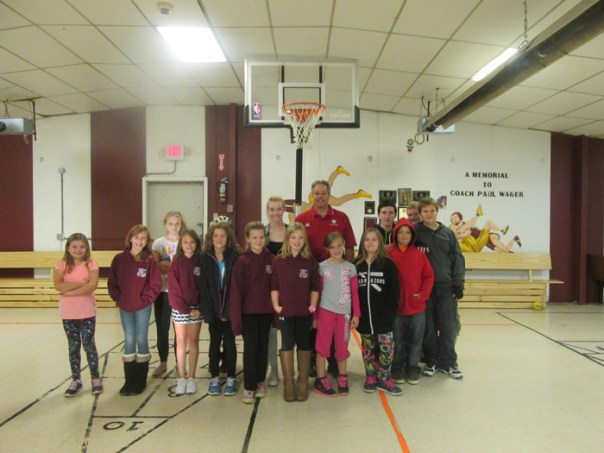 The Fredette Family Foundation works closely with local youth groups and centers.