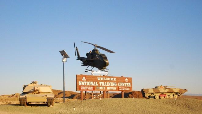 Fort Irwin CA