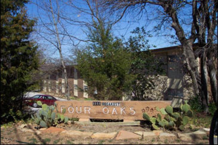 Four Oaks Apt Arlington TX