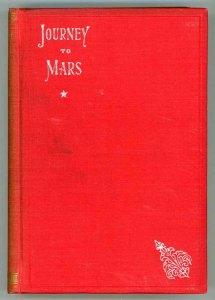 Journey to Mars (1894) by Gustavus W. Pope