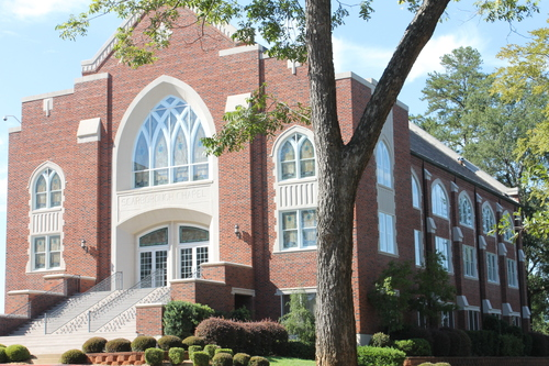Scarborough Hall, East Texas Baptist University