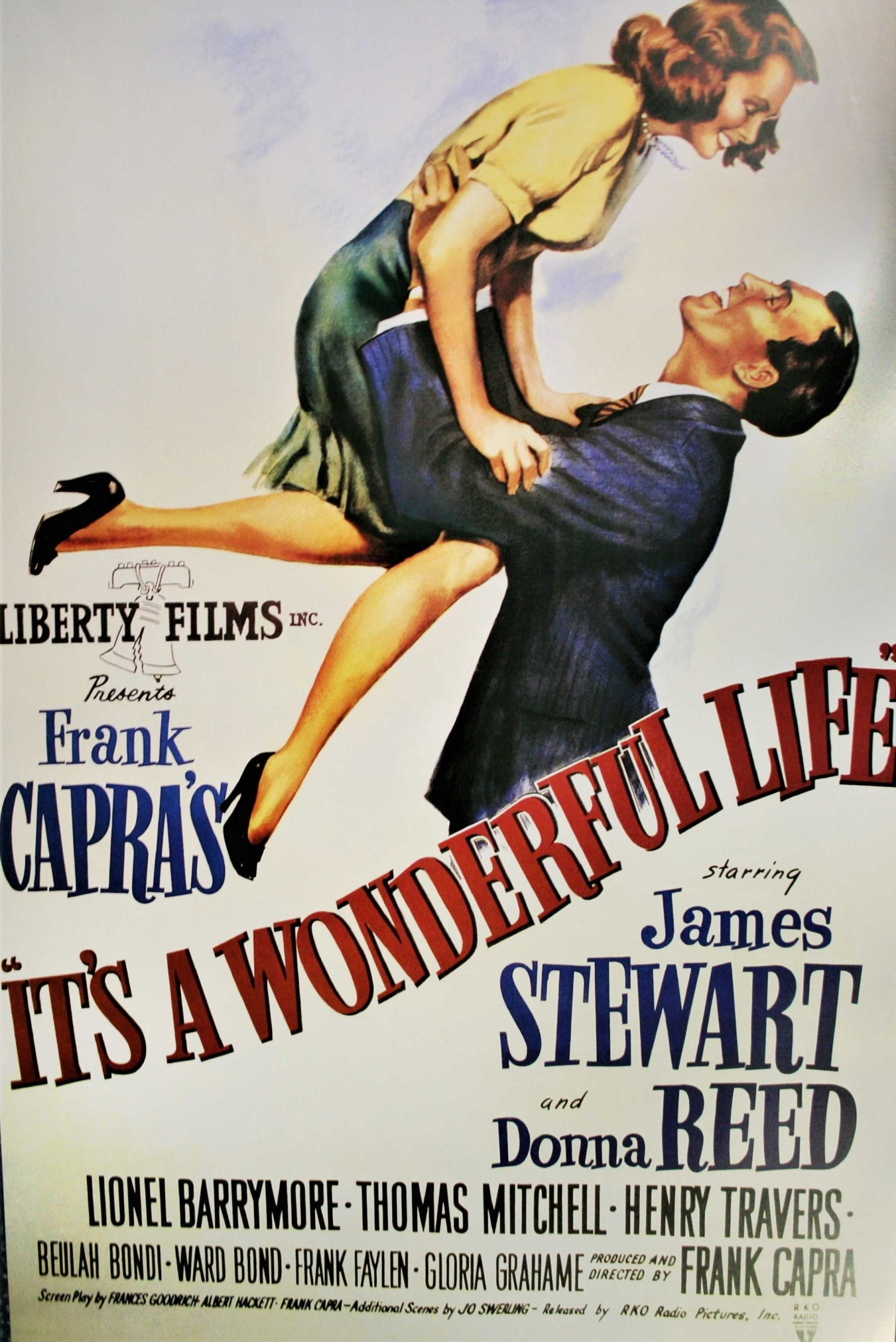 it s a wonderful life movie poster