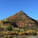 札幌市西区、平和の山、だから平和なのか?ピンフではないのだよ。