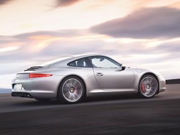 Porsche 911 Carrera 2011 Phase 7