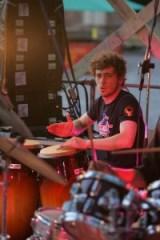 Jimmy Braun percussionniste