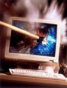 Rompre avec sa vie numérique