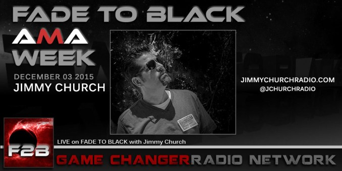 JIMMY CHURCH Q&A