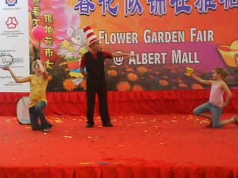 Audience Participation with Jimmy the Juggler