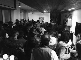 Album release concert of the Jimmy Mustafa Bana at Hotel Gracanica 18 Dec 2015 (13)