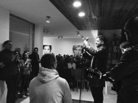 Album release concert of the Jimmy Mustafa Bana at Hotel Gracanica 18 Dec 2015 (2)