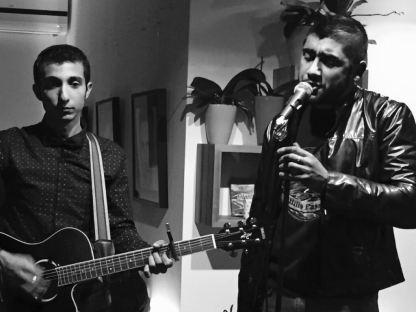 Album release concert of the Jimmy Mustafa Bana at Hotel Gracanica 18 Dec 2015 (3)