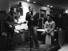 Album release concert of the Jimmy Mustafa Bana at Hotel Gracanica 18 Dec 2015 (5)
