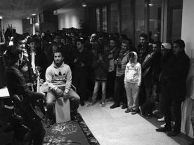 Album release concert of the Jimmy Mustafa Bana at Hotel Gracanica 18 Dec 2015 (7)