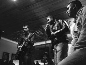 Album release concert of the Jimmy Mustafa Bana at Hotel Gracanica 18 Dec 2015 (8)