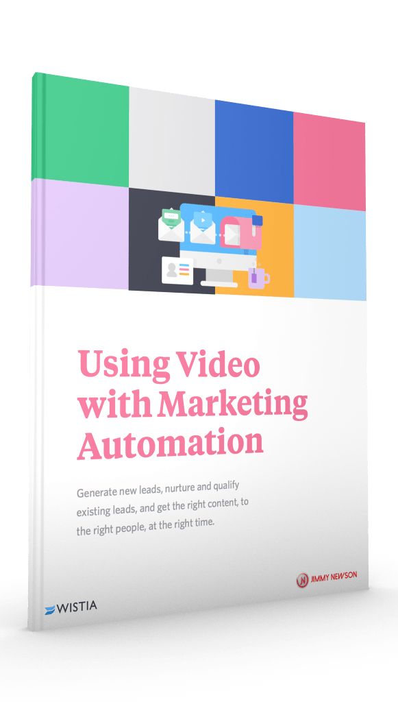 Using Video with Marketing Automation 3D-right