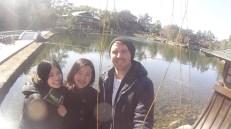Kana, Kayo and I