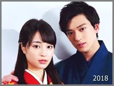 広瀬すず,新田真剣佑,2016-2018年,ちはやふる