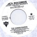 never can 7inch USA MCA