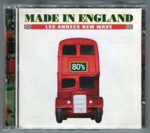 Made In England - Les Annees New Wave - France CD